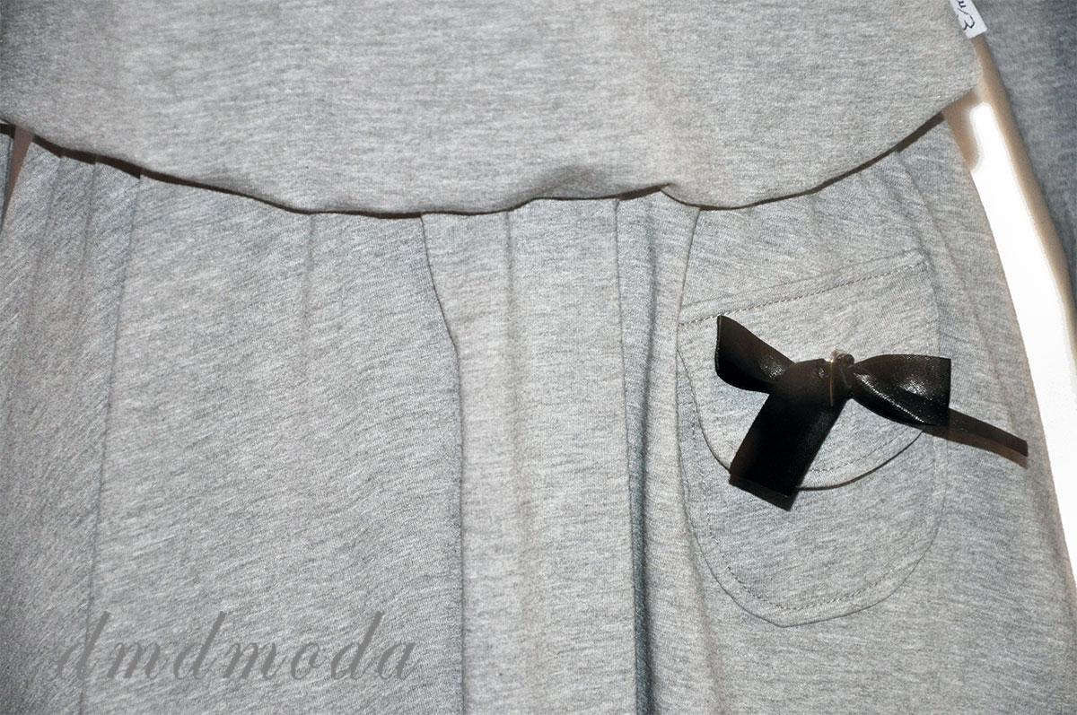 sukienka tunika dla dziewczynki