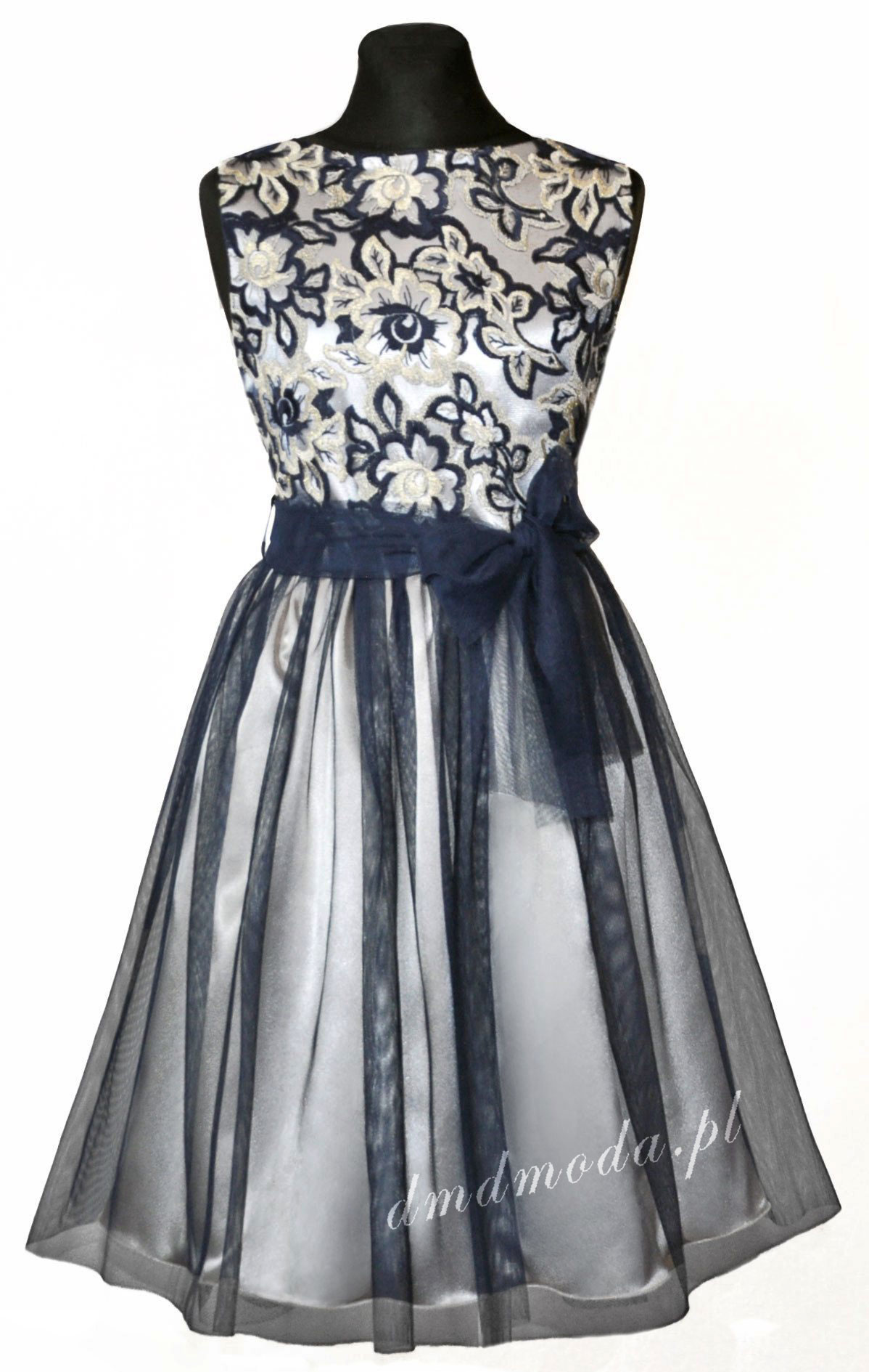 świąteczna sukienka dla dziewczynki