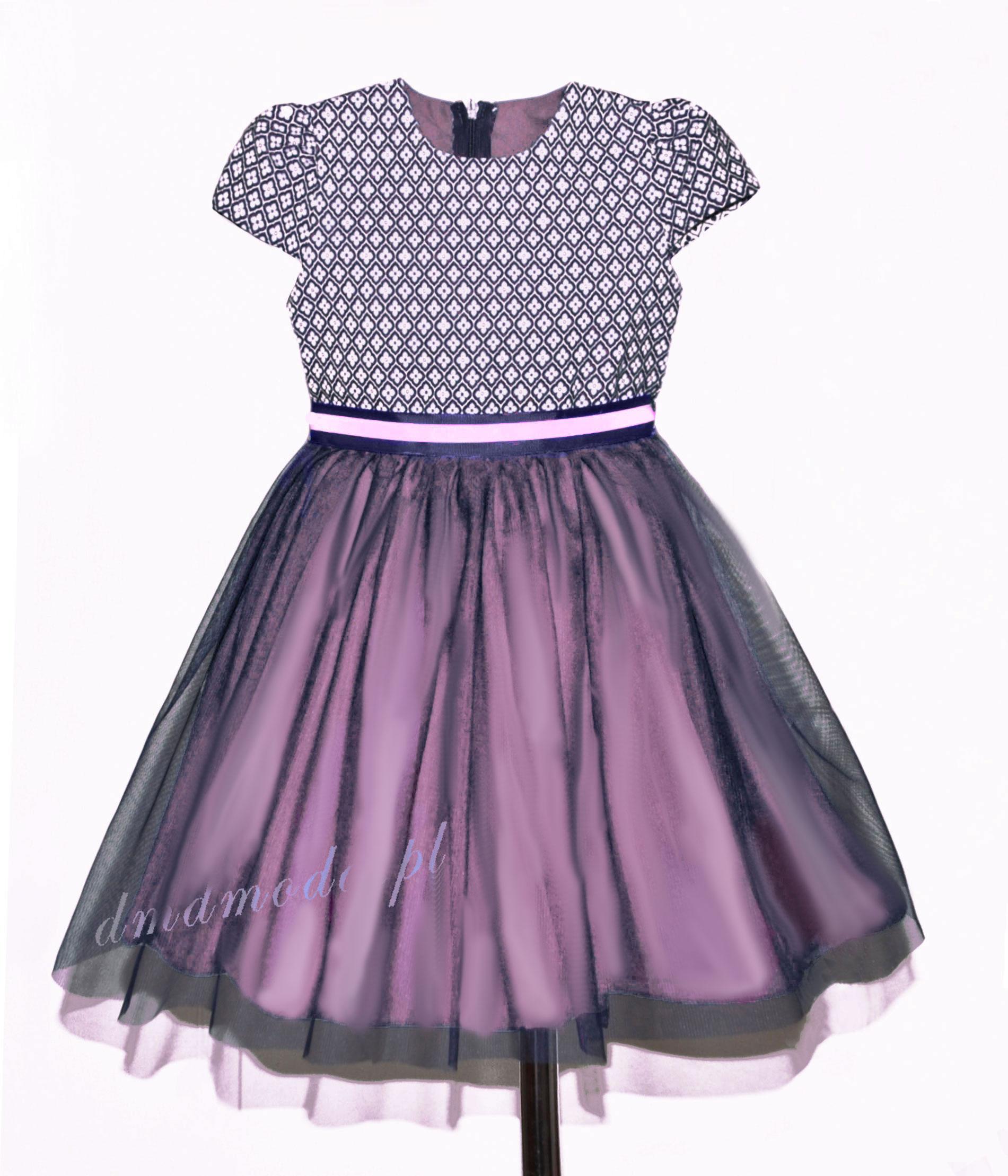sukienka dla dziewczynki Sara