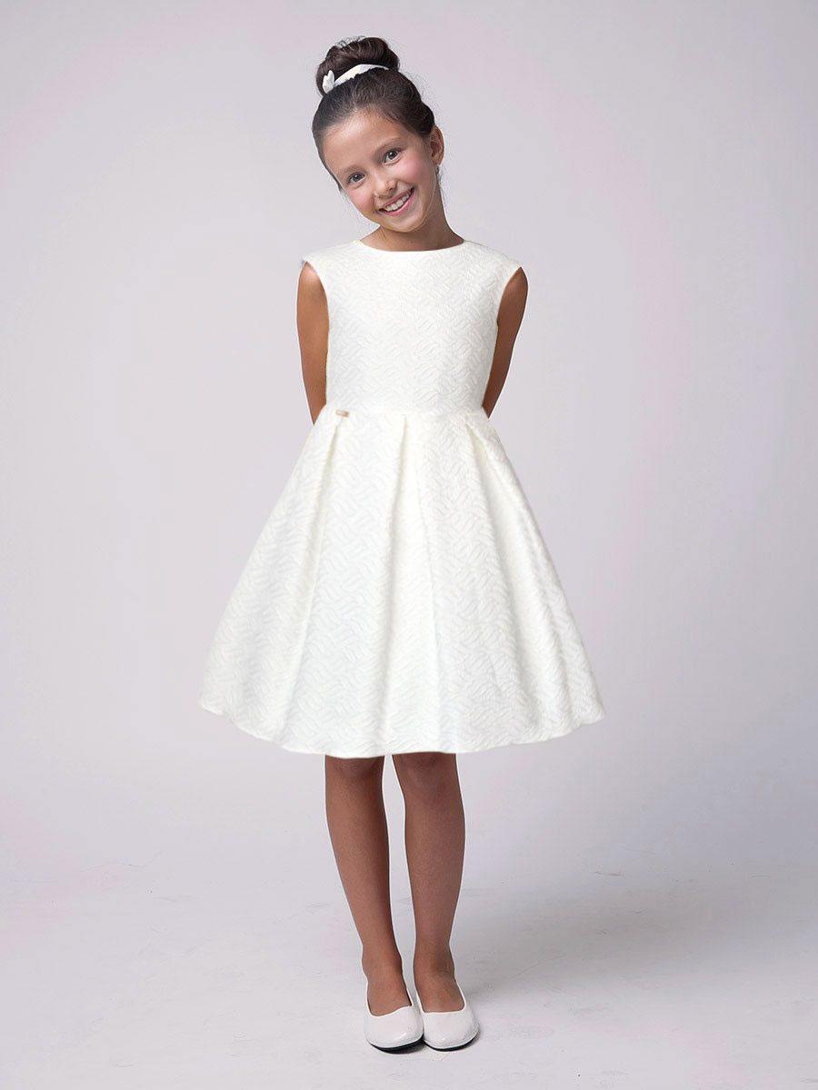 wizytowa sukienka dla dziewczynki